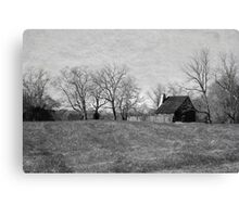Mary House Canvas Print