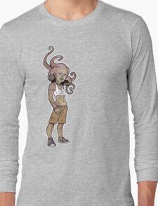 Deck Doll 01 Long Sleeve T-Shirt