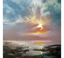 Hebridean Sky Study 4 Photographic Print