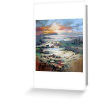 Arisaig Greeting Card