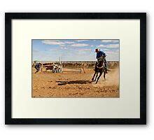 Stand Up Framed Print