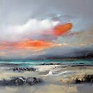Hebridean Shore 1 by scottnaismith