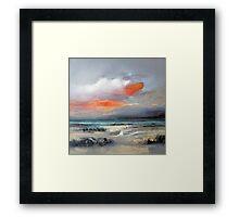 Hebridean Shore 1 Framed Print