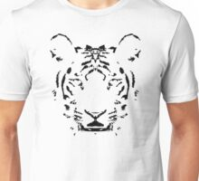 Rorscach Tiger Unisex T-Shirt