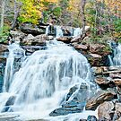 KAATERSKILL FALLS, NY by RGHunt
