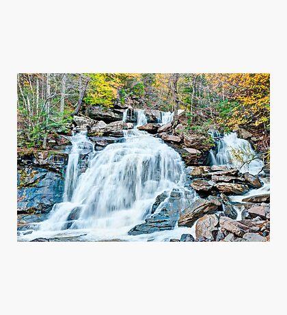 KAATERSKILL FALLS, NY Photographic Print