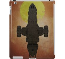I'm a leaf on the wind - Firefly / serenity  iPad Case/Skin