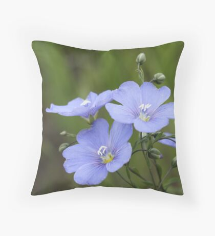 Prairie Tough Throw Pillow