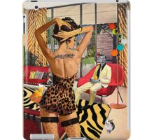 Mrs. Robinson, you're trying to seduce me, aren't you? iPad Case/Skin