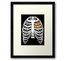 The Wizard's Heart Framed Print