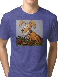Poopy Hound Tri-blend T-Shirt