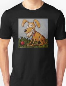Poopy Hound Unisex T-Shirt