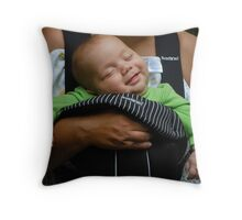 Sweet dreams... Throw Pillow