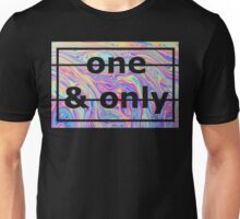 One & Only - Rainbow Unisex T-Shirt