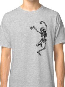 Dancing Skeleton Classic T-Shirt