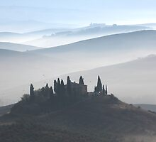Autumn in Tuscany by galex59
