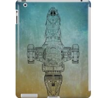 I'm a leaf on the wind - Firefly / serenity variant iPad Case/Skin