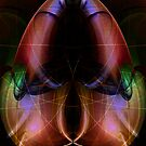 In the sphere - Rescue by an angel by Ronny Falkenstein - 2