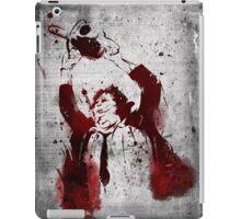 Leatherface - Chainsaw Massacre iPad Case/Skin