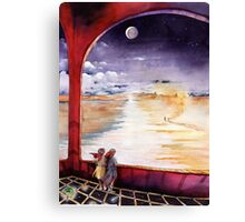 """All Along The Watchtower Canvas Print"