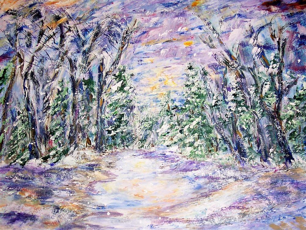 WINTERLAND  by Mary Sedici