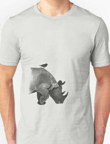 Riding the rhino T-Shirt