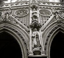 Church sculpture by Johnathan Bellamy