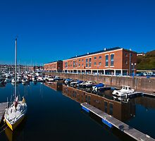 Milford Haven Marina 2 by Steve Purnell