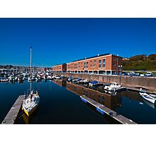 Milford Haven Marina 2 Photographic Print