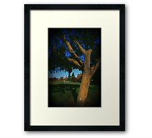 To Prove I'm Strong Framed Print