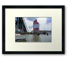 Lilla Bommen Framed Print