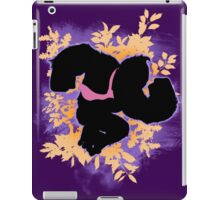 Super Smash Bros. Purple Donkey Kong Silhouette iPad Case/Skin