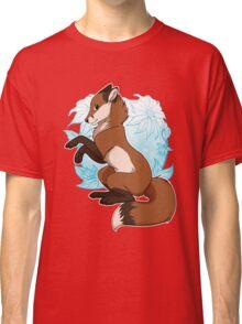 Red Fox Tee - Blue Classic T-Shirt