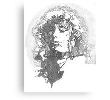 Rock Legend Canvas Print