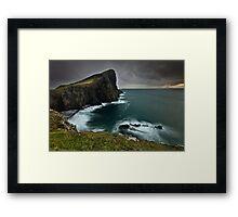 Neist Point Lighthouse Framed Print