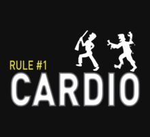 Rule #1 Cardio by Danny Adams