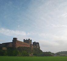 Bamburgh Castle No 4 by StephenRB