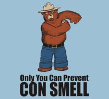 Only You Can Prevent Con Smell by lorjeztutt