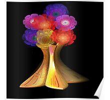 Still Life Blooms Poster