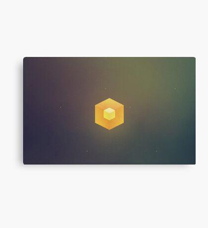 Magic Cube Canvas Print