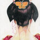 Madame Butterfly by Karen Clark