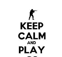 Keep Calm and play CS:GO by SALSAMAN