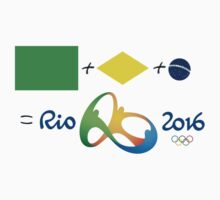 Olympics in Rio 2016, here we are Kids Clothes