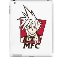 Midgar Fried Chocobo KFC MFC iPad Case/Skin