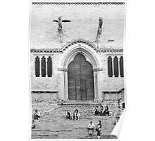 Perugia - main square Poster