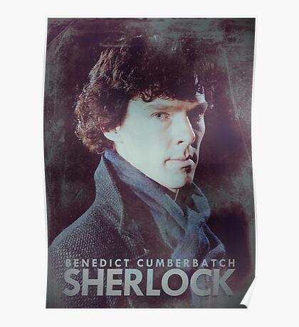 BBC Sherlock Poster & Prints (Benedict Cumberbatch) Poster