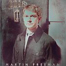 BBC Sherlock John Watson Poster & Prints (Martin Freeman) by curiousfashion