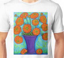 Radiant Ranunculus Unisex T-Shirt