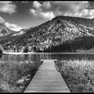 Lac de Vallon by BenjFavrat