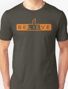 beLIEve orange T-Shirt
